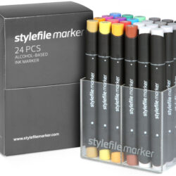 Stylefile 24 markers