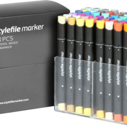 Stylefile markers 48 stuks
