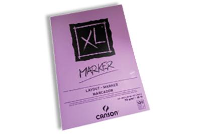 A3 Marker papier voor cursisten van Interiorsketch